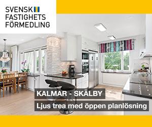 Kalmar - Skälby till salu
