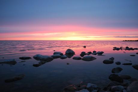 stenar_i_solnedgang